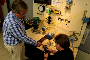 Training services & Careers in Instrument & Control Systems Technology